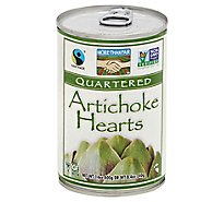 More Than Fair Artichoke Hearts Quartered - 14 Oz