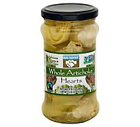 More Than Fair Artichoke Hearts Whole - 9.8 Oz
