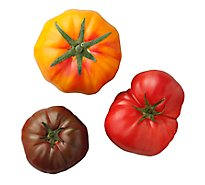 Heirloom Tomatoes Packaged - 3 Count
