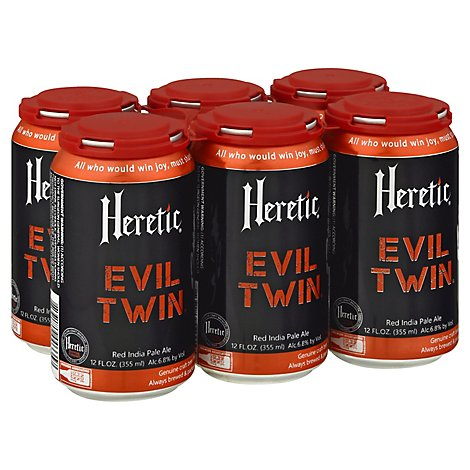 Heretic Evil Twin In Cans - 6-12 Fl. Oz.
