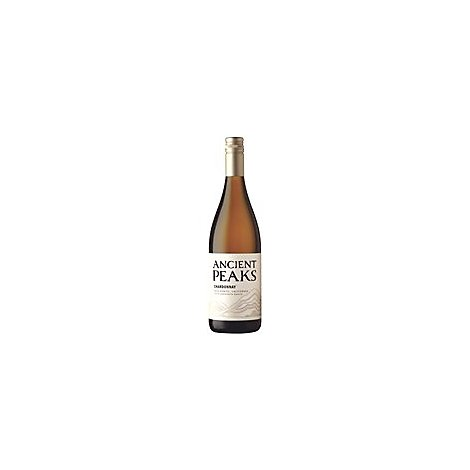 Ancient Peaks Chardonnay - 750 Ml