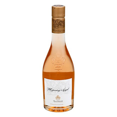 Chateau Desclans Whispering Angel Rose Wine - 375 Ml