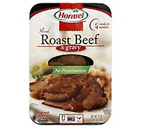 Hormel Fully Cooked Entree Beef & Gravy - 15 Oz