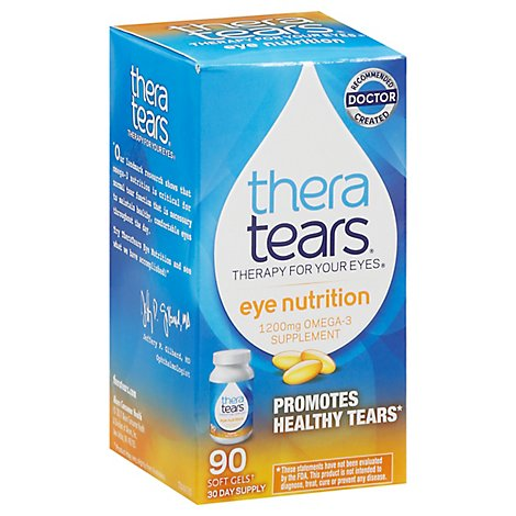 Thera Tears Nutrition - 90 Count