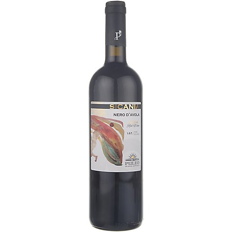 Sicania Nero Davola Red Wine - 750 Ml