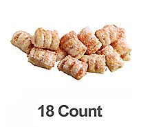 Bakery Pastry Bites Apple 18 Count - Each