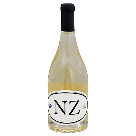 Locations NZ by Dave Phinney New Zealand Sauvignon Blanc White Wine - 750 Ml