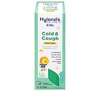 Hylands Kids Cold N Cough Gr - 4 Fl. Oz.
