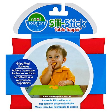 Neat Sol Sili Stick Table Tp - Each