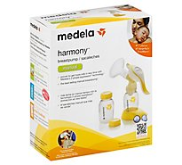 Medela Harmony Breastpump Manual - 1 Count