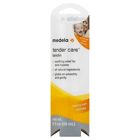 Medela Tender Care Lanolin - 2 Oz