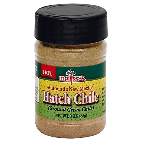 Hatch Chile Powder Green Hot - 3 Oz