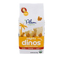 Plum Organics Mighty Dinos - 6.8 Z