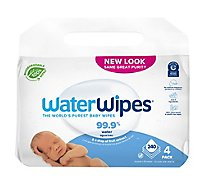 WaterWipes Baby Wipes Value Pack - 240 Count
