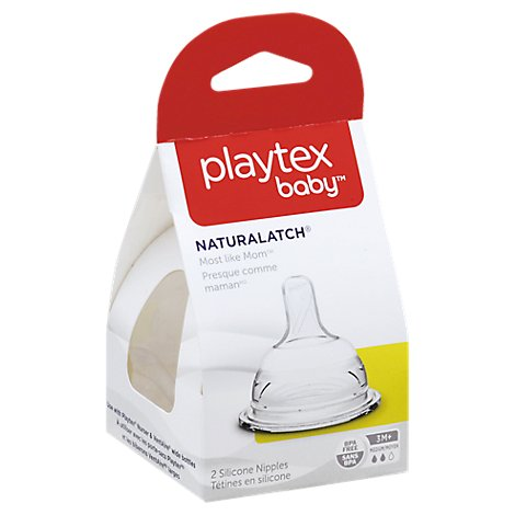 Playtex Naturalatch - 2 Count