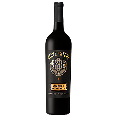 Stave and Steel Wine Co Wine Red Cabernet Sauvignon - 750 Ml