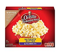 Orville Redenbachers Ultimate Butter - 6-3.29 Oz