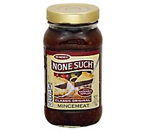 None Such Mincemeat Classic Original - 27 Oz