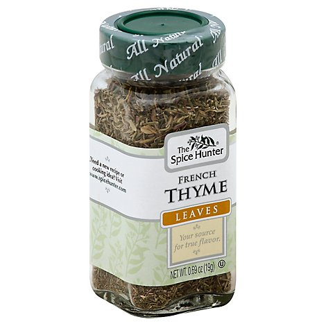 Spice Hunter Thyme French Leaves - .69 Oz