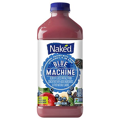 Naked Juice Blue Machine - 46 Fl. Oz.