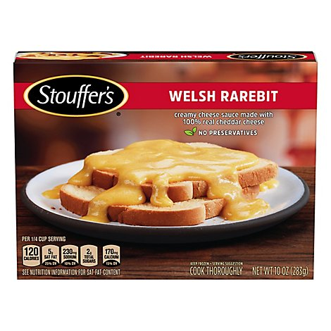 Stouffers Welsh Rarebit - 10 Oz