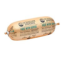 Schaller & Webe Pate With Goose All Natural - 7 Oz