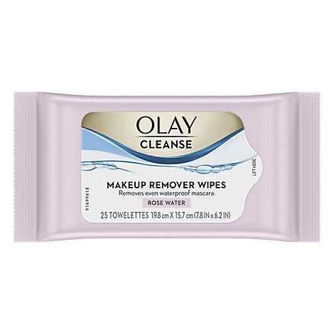 Olay Makeup Remover Cloth - 25 Count