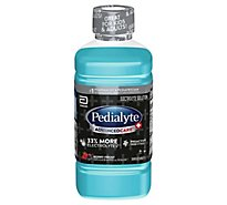 Pedialyte AdvancedCare Plus Electrolyte Solution Ready-to-Drink Berry Frost - 35 fl oz
