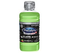 Pedialyte AdvancedCare Plus Electrolyte Solution Kiwi Berry Mist - 35 fl oz