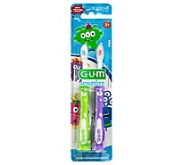 Gum Monsterz Tbrush - 2 Count