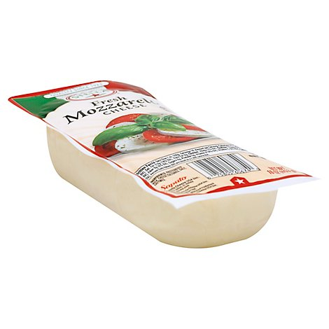 Stella Fresh Mozzarella Log - 16 Oz