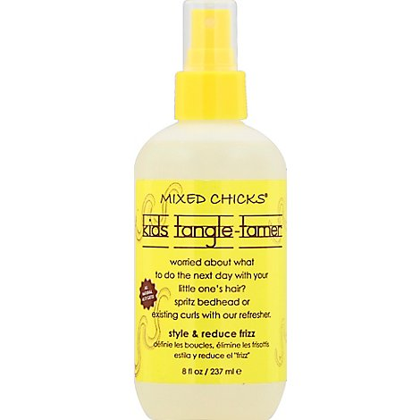 Mixed Chicks Kids Tangle Tamer - 8 Oz