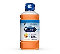 Pedialyte Electrolyte Solution Ready To Drink Mixed Fruit - 33.8 Fl. Oz.