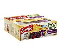 Sara Lee Perfect Pairings Pie Wildberry With Zesty Lemon Crust - 40 Oz