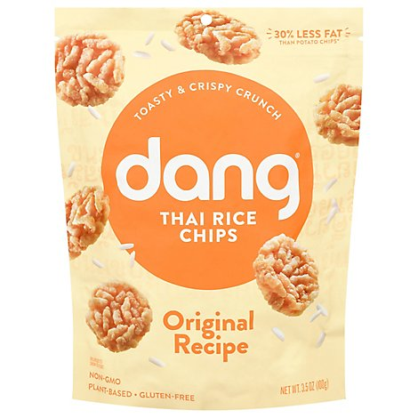 Dang Sticky Rice Chips Orignal - 3.5 Oz