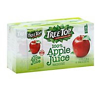 Treetop Apple Juice - 8 Count