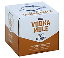 Cutwater Vodka Mule Rtd - 4-12 Oz