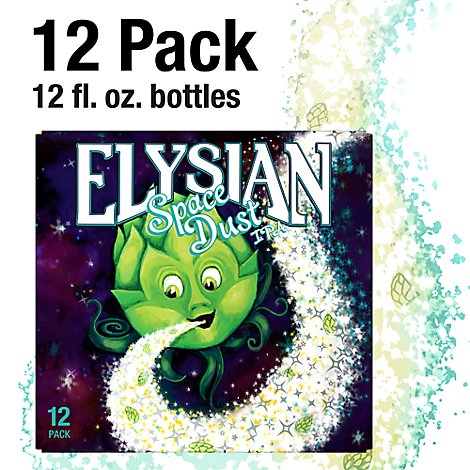Elysian Beers Ipa Space Dust Bottles - 12-12 Fl. Oz.