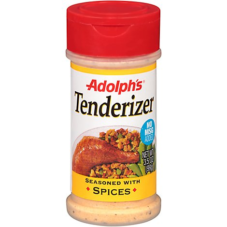 Adolphs Tenderizer Seasoned With Spices - 3.5 Oz