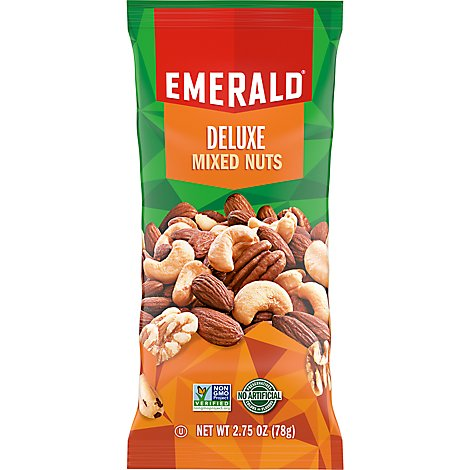 Emerald Deluxe Mixed Nuts - 2.75 Oz