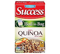 Success Quinoa Tri Color Boil In Bag - 12 Oz