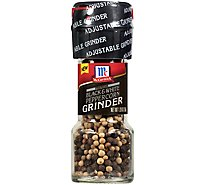 McCormick Peppercorn Black & White Premium Grinder - 1.26 Oz