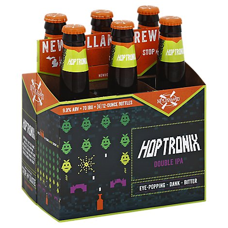 New Holland Hoptronix Dipa In Bottles - 6-12 Fl. Oz.