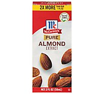 McCormick Extract Pure Almond - 1 Fl. Oz.