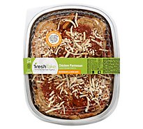 FreshTake Chicken Parmesan Over Pasta Penne - 48 Oz