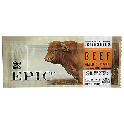 Epic Bar Beef Hbnro Chry - 1.5 Oz