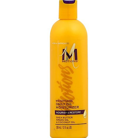 Motions Weightless Daily Oil Moist - 12 Fl. Oz.