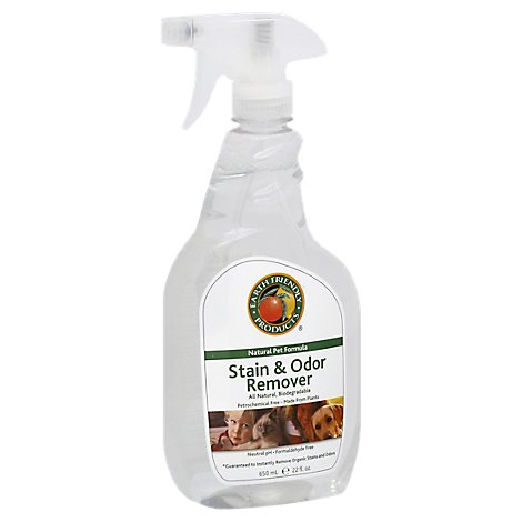 ECOS for Pets! Stain & Odor Remover Spray Bottle - 22 Fl. Oz.