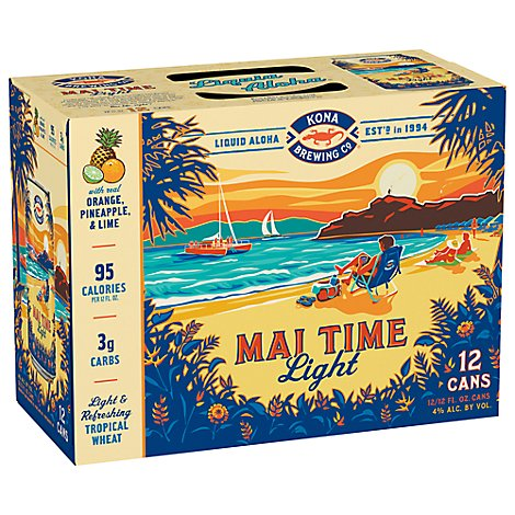 Slo Brew Sampler Pack In Cans - 4-12 Fl. Oz.