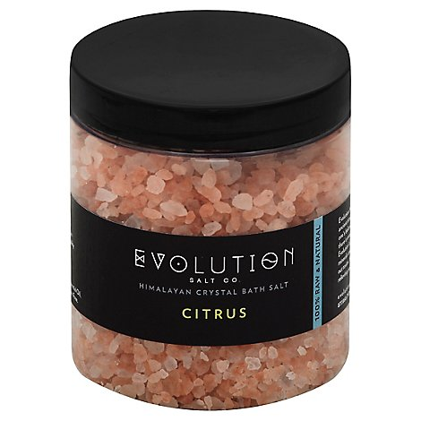 Evolution Salt Bath Himalayan Crystal - 26 Oz